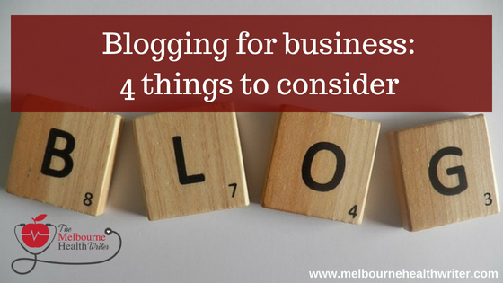 Is blogging for business necessary?