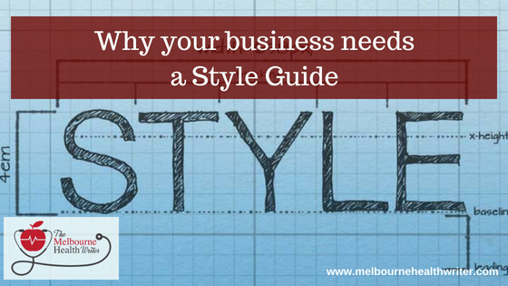 Why every business needs a Style Guide