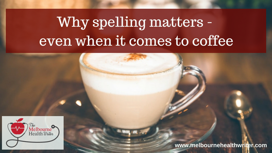 Why spelling matters in your business