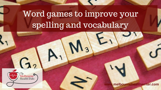 Word games to improve your spelling and vocabulary