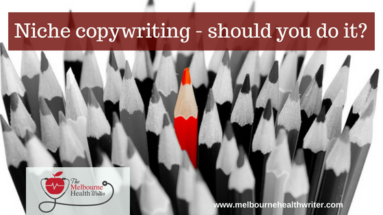 Niche Copywriting – should you do it?