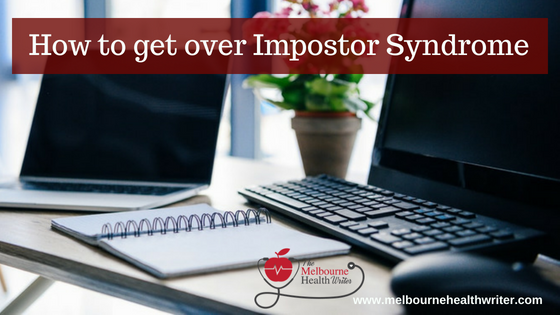 How to get over Impostor Syndrome