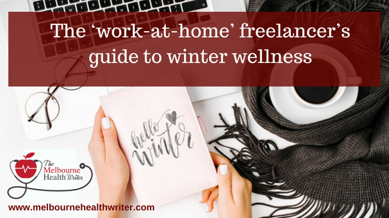How to beat the winter ills when you work from home