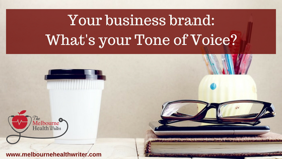 Your business brand: What's your Tone of Voice?