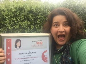 Nerissa Bentley is an SEO-trained health writer