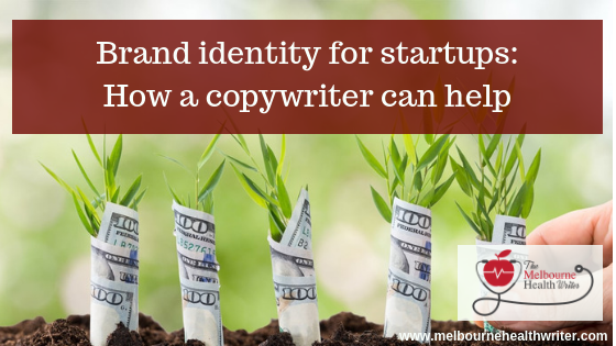 Brand identity for startups: how a copywriter can help
