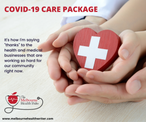 COVID-19 Care Package for health and medical businesses