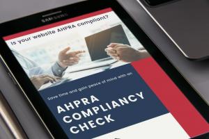 Book an AHPRA Compliancy Check